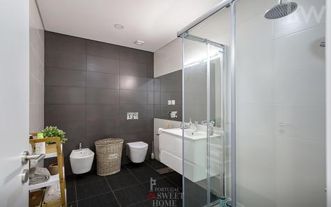 Salle de bain de la suite principale