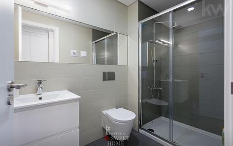 WC social avec douche