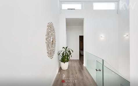 Corridor on the 2nd floor