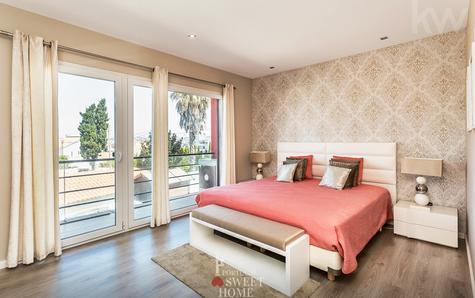 Suite (32 m²) avec WC et placard fermé