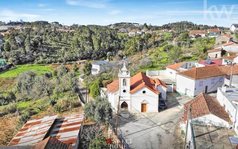 Vue de l'église de Nossa Sra. Da Conceição
