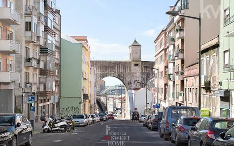 Vue de Rua do Arco do Carvalhão