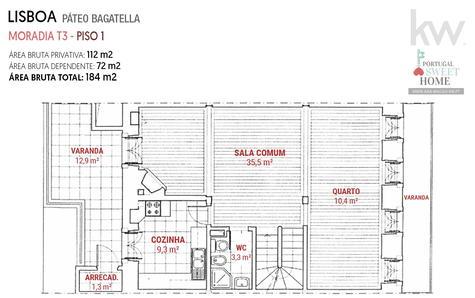 Plan d'étage 2