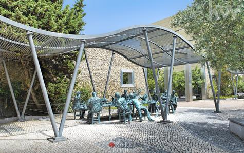 Parque dos Poetas, in the area of the Property
