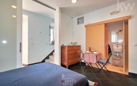 Suite no piso 1
