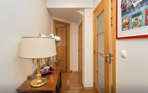 Couloir à l'étage inférieur