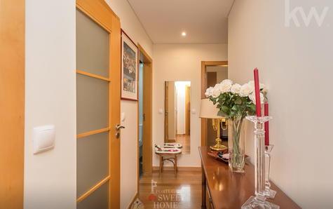Corridor on the Lower Floor