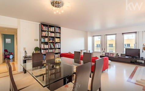 Large room with 31.5 m²