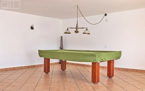 Leisure area - Pool table