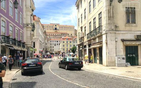 Lisboa Rua Dos Douradores Apartamento T3 Kw Ana Macao