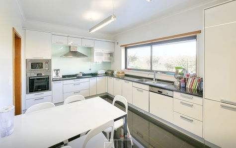 Kitchen with excellent area