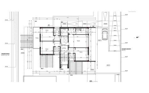 Planta do Projeto de Construção