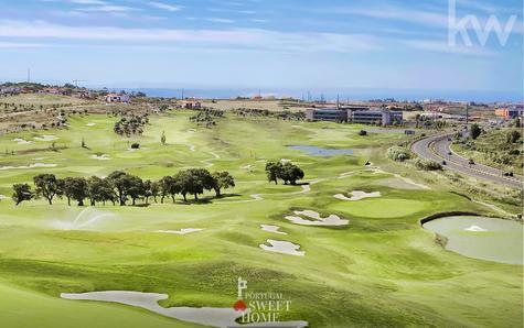 Vue sur le Golf Resort