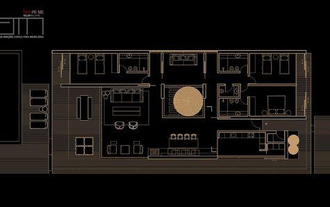 João Almeida & Pedro Ferreira Pinto - House plan