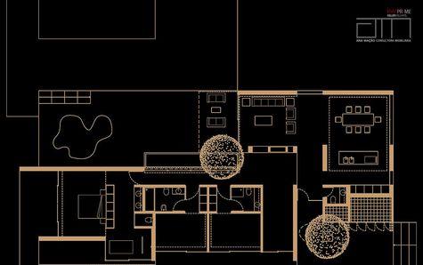 Rui Rosa & Carlos Rui Sousa - Plan de la maison
